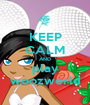 KEEP CALM AND play woozworld - Personalised Poster A1 size