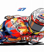 KEEP CALM AND PROUD BE CASEY STONER FANS - Personalised Poster A1 size