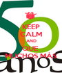 KEEP CALM AND QUE  MUCHOS MÁS - Personalised Poster A1 size