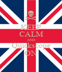 KEEP CALM AND Quickscope ON - Personalised Poster A1 size
