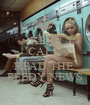KEEP CALM AND READ THE  FEEDY NEWS - Personalised Poster A1 size