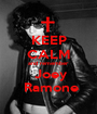KEEP CALM and remember   Joey  Ramone - Personalised Poster A1 size