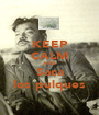 KEEP CALM AND Saca los pulques - Personalised Poster A1 size