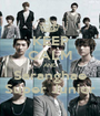 KEEP CALM AND Saranghae Super Junior - Personalised Poster A1 size
