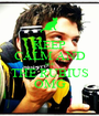KEEP CALM AND SEE THE RUBIUS OMG - Personalised Poster A1 size