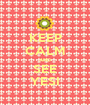 KEEP CALM AND SEE YESI - Personalised Poster A1 size