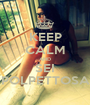 KEEP CALM AND SEI POLPETTOSA - Personalised Poster A1 size
