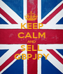 KEEP CALM AND SELL GBPJPY - Personalised Poster A1 size