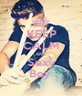 KEEP CALM AND Sexy Boy  - Personalised Poster A1 size