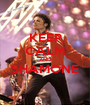 KEEP CALM AND SHAMONE  - Personalised Poster A1 size