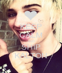 KEEP CALM AND SHIP KALTON - Personalised Poster A1 size