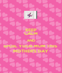 KEEP CALM AND SPOIL YOUR MUM THIS  MOTHER'S DAY  - Personalised Poster A1 size