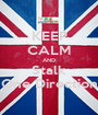 KEEP CALM AND Stalk One Direction - Personalised Poster A1 size
