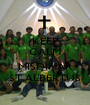 KEEP CALM AND STAY MISDINAR ST.ALBERTUS - Personalised Poster A1 size