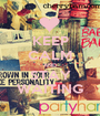 KEEP CALM AND STAY WAITING - Personalised Poster A1 size