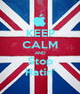 KEEP CALM AND Stop Hatin' - Personalised Poster A1 size