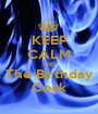 KEEP CALM AND Suck The Birthday Boy's Cock - Personalised Poster A1 size
