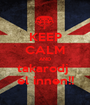 KEEP CALM AND takarodj  el innen!! - Personalised Poster A1 size