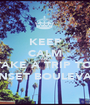 KEEP CALM AND TAKE A TRIP TO  SUNSET BOULEVARD - Personalised Poster A1 size