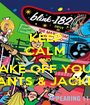 KEEP CALM AND TAKE OFF YOUR PANTS & JACKET - Personalised Poster A1 size