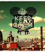 KEEP CALM AND TECHNICAL DROP - Personalised Poster A1 size