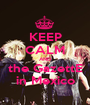 KEEP CALM AND the GazettE in Mexico - Personalised Poster A1 size