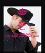 Keep CALM And  Tip your hat It'll make your heart melt  - Personalised Poster A1 size
