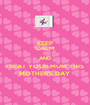 KEEP CALM AND TREAT YOUR MUM THIS  MOTHER'S DAY  - Personalised Poster A1 size
