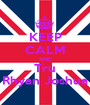 KEEP CALM AND Tru Rhyan Joshua - Personalised Poster A1 size