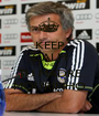 KEEP CALM AND TU MADRE MOURINHO - Personalised Poster A1 size