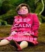KEEP CALM AND uccidi la Umbridge - Personalised Poster A1 size