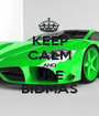 KEEP CALM AND USE BIDMAS - Personalised Poster A1 size