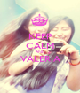 KEEP CALM AND VALERIA  - Personalised Poster A1 size