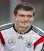 KEEP CALM AND VER JUGAR A TONI KROOS - Personalised Poster A1 size