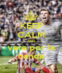 KEEP CALM AND vete por la banda - Personalised Poster A1 size