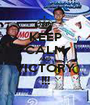 KEEP CALM AND VICTORY !!! - Personalised Poster A1 size