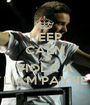 KEEP CALM AND VIOLA A LIAM PAYNE - Personalised Poster A1 size