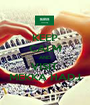 KEEP CALM AND VISIT  MEKKA HADJ - Personalised Poster A1 size