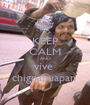 KEEP CALM AND vive  chignahuapan  - Personalised Poster A1 size
