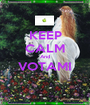 KEEP CALM And VOTAMI  - Personalised Poster A1 size