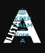 KEEP CALM AND Vote  A - Personalised Poster A1 size