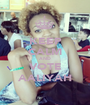 KEEP CALM AND VOTE AALIYAH - Personalised Poster A1 size