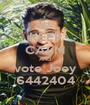 KEEP CALM AND vote Joey 6442404 - Personalised Poster A1 size