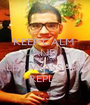 KEEP CALM  AND WAIT FOR ALEX WASSABI'S  REPLY - Personalised Poster A1 size