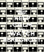 KEEP CALM AND WATCH BEREGHOST - Personalised Poster A1 size