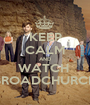 KEEP CALM AND WATCH  BROADCHURCH - Personalised Poster A1 size