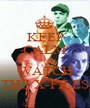KEEP CALM AND WATCH THE X-FILES - Personalised Poster A1 size