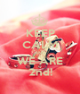 KEEP CALM AND WE ARE 2nd! - Personalised Poster A1 size