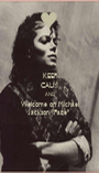 """KEEP CALM AND Welcome on Michael Jackson """"Page"""" - Personalised Poster A1 size"""
