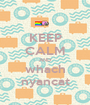 KEEP CALM AND whach nyancat - Personalised Poster A1 size